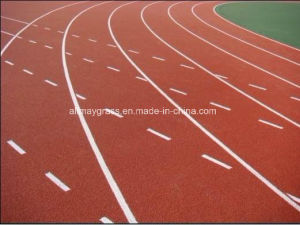 Laaf Approved PU Rubber Running Track for Sports Flooring pictures & photos