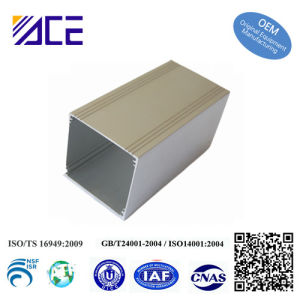 Stainless Steel Aluminium LED Power Shell for Electronic Industry pictures & photos