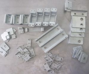 China Laser Cutting Part Factory pictures & photos