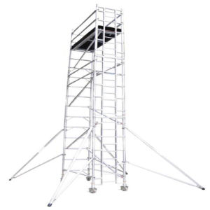 Aluminum Alloy Single-Width Modular Scaffolding pictures & photos