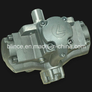 External Spline Piston Motor Nhm16-1800 for Plastic Injection Molding Machine pictures & photos