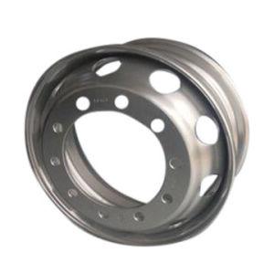 Truck Steel Wheel Rim Zhenyuan Auto Wheel (8.25X22.5) pictures & photos
