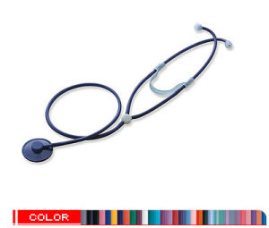 Medical Equipment Toy Plastic Stethoscope (SW-ST01H) pictures & photos