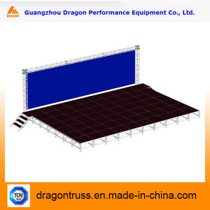 Outdoor Aluminum Dance Stage (MS01B) pictures & photos