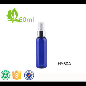 Round Clear Cosmetic Pet Bottle 60ml pictures & photos
