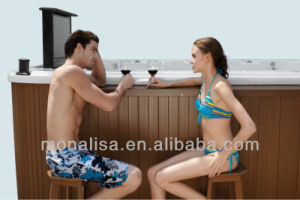 2016 New Outdoor 4.8 Meter 4+ People Balboa Jacuzzi SPA pictures & photos