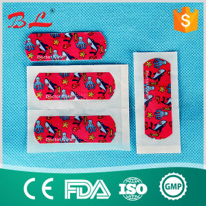 Colorful Waterproof Band Aid Cartoon Bandage with FDA Approved pictures & photos