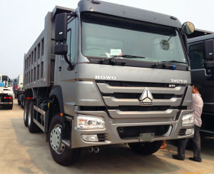 Low Price 336HP HOWO 6X4 Dump Truck in Sales Promotion pictures & photos