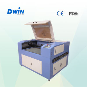 New Design CO2 +Diode Metal Laser Engraving Machine (DW1290) pictures & photos