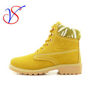 Injection Parent-Child Man Women Children Safety Working Work Safety Ankle Boots Shoes (Size: 24- 45) pictures & photos