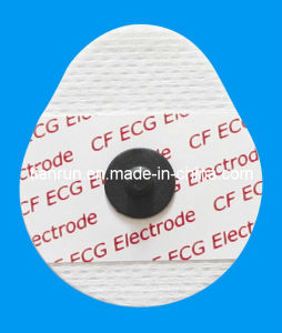 Radiolucent Electrode, Non-Woven Backing, 36*42mm pictures & photos