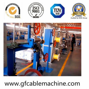 FTTH Drop Wire Cable Making Machine Extrusion Production Line with LSZH Material pictures & photos