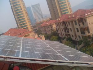 10kw PV Panel Power Economic Solar Home System
