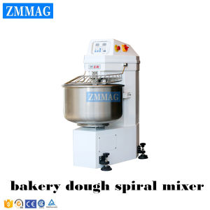 Single Shaft and Double 100kg Spiral Dough Mixer Lifting Head (ZMH-100) pictures & photos