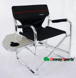 Hight Quality Folding Camping Diretor Chair with Table