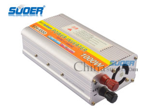 Suoer 1000W DC 12V to AC 220V Solar Power Inverter (SDA-1000A) pictures & photos