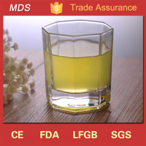 Glassware Manufacturers Hexagonal Tasting Glass Cup for Sale pictures & photos