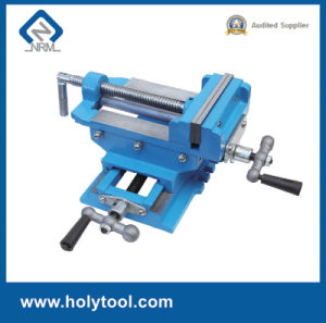 Milling Vise, Drill Press Vise, China Machine Vise, Cross Slide Vise