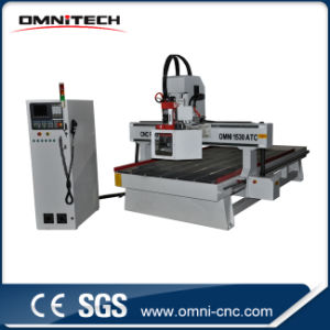 Omni 1530 Wood Atc CNC Router for Furniture pictures & photos
