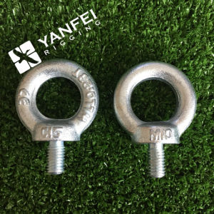 High Strength Drop Forged DIN580 Eye Bolt and Nut pictures & photos