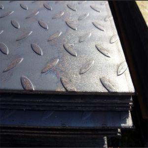 A36 Mild Iron Black Checkered Floor Sheet pictures & photos