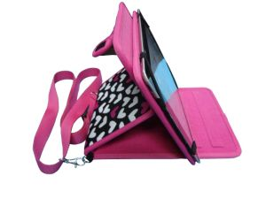 Best Quality Neoprene Mini iPad Bag with Detachable Strap (QKIB01) pictures & photos