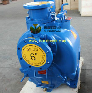 Self Priming Sewage Pump (SWH) pictures & photos