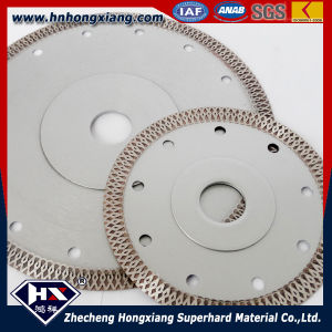 105-175mm Cyclone Mesh Turbo Diamond Saw Blade /Diamond Disc pictures & photos