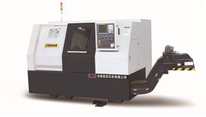 Ck50 Servo Motor High Precision Metal Horizontal CNC Lathe Machine pictures & photos
