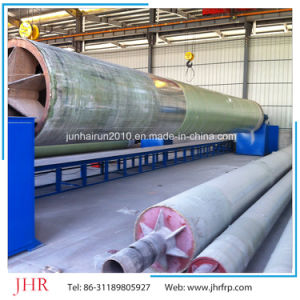 FRP GRP Pipe Mould Wrapping Pipe Winding Mould pictures & photos