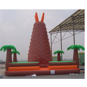2017 New Square Mat Inflatable Climbing Hill for Carnival pictures & photos