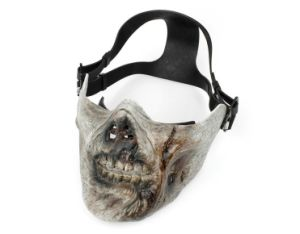 M05 Zombie Half Face Tactical War Game Mask pictures & photos