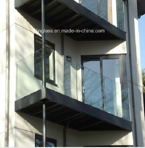 8+8 Balustrade Safety Lamianted Glass for Balcony pictures & photos