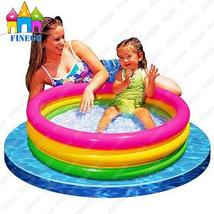 Inflatable PVC Water Park Toy Children Swim Bath Pool pictures & photos
