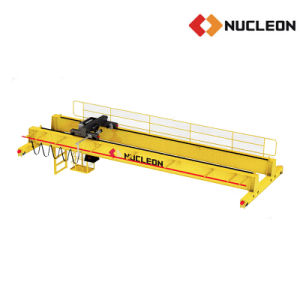 Nlh Hoist Lifting Double Girder Overhead Crane 20ton pictures & photos