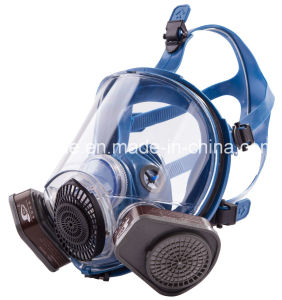 Full Face Poisonous Gas Mask pictures & photos