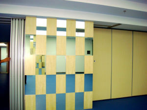 Movable Operable Partition Walls for Hotel/Conference Room/Multi-Purpose Hall/Ballroom pictures & photos