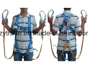 Full Body Harness, Construction Reflective, High Visibility, with D-Rings pictures & photos