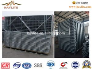 Durable Hot DIP Galvanized Livestock Fencing Panel on Sale pictures & photos