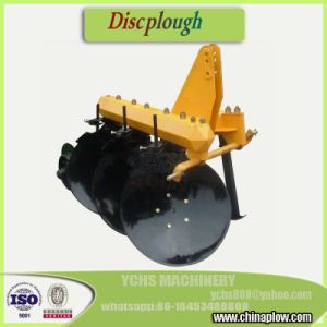 Tractor 3 Disc Plough Agricultural Cultivator Disc Plow pictures & photos