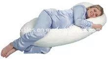 100% Cotton Multifunction U Shape Pregnant Long Body Pillow pictures & photos