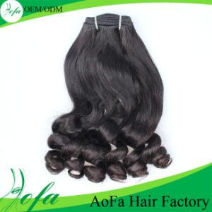 Wholesale 100% Unprocessed Top Premium Hair Brazilian Fumi Hair Weft pictures & photos