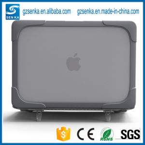 """Transparent Plastic Good Hard Protective Shell Skin Protector Case Cover for MacBook Air 13"""" pictures & photos"""
