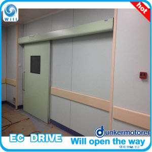 China Factory Direct Selling Hospital Hermetic Door pictures & photos