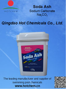 Swimming Pool Chemicals Soda Ash with High-Quality pictures & photos