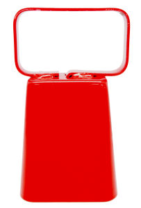 "6.5"" Metal Cow Bell for Sport Events A4-C016 pictures & photos"