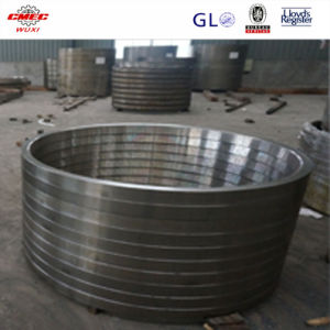 Steel Structure Fabrication Forged Steel Ring pictures & photos