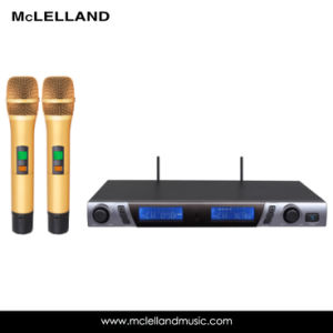 Wireless Microphone Series (WM-806) pictures & photos