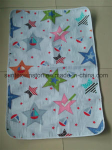 Baby Quilted Pad pictures & photos