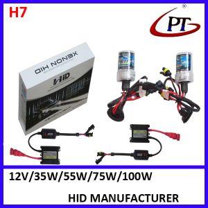 Hot Sale! ! ! HID Kit Xenon 35W HID Auto HID Xenon Conversion Kit with Super Slim Ballast H1 H7